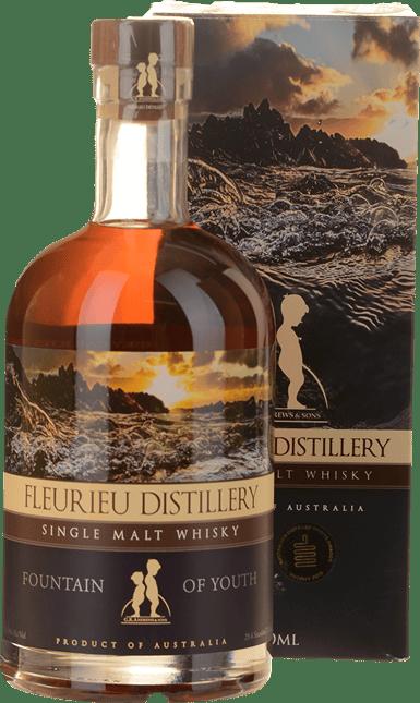 FLEURIEU DISTILLERY Fountain of Youth Single Malt 53.3% ABV Whisky, South Australia NV