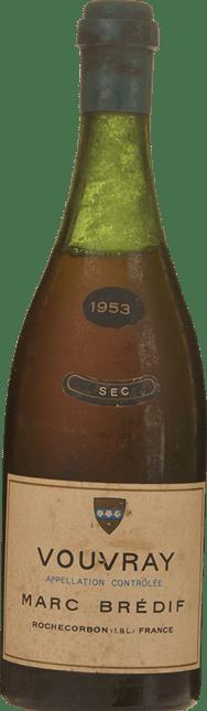 MARC BREDIF, Vouvray 1953