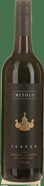 MITOLO WINES Jester Cabernet Sauvignon, McLaren Vale 2016