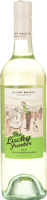 O'LEARY WALKER The Lucky Punter Sauvignon Blanc, Adelaide Hills 2017