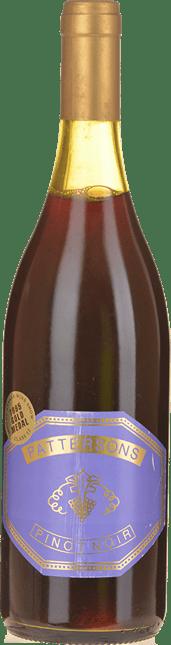 PATTERSONS Pinot Noir, Mount Barker 1994