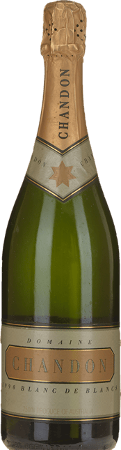 DOMAINE CHANDON Cuvee Chardonnay Blanc de Blancs, Yarra Valley 1990