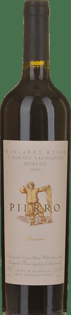PIERRO Reserve Cabernet Merlot, Margaret River 2004