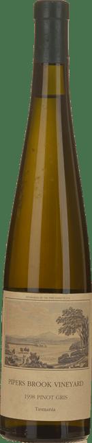 PIPERS BROOK VINEYARD Pinot Gris, Northern Tasmania 1998