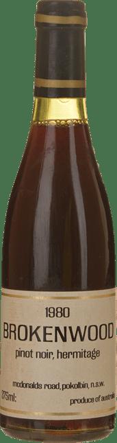 BROKENWOOD WINES Pinot Shiraz Blend, Hunter Valley 1980
