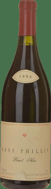 BASS PHILLIP WINES Pinot Noir, South Gippsland 1994