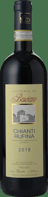 FATTORIA BASCIANO, Chianti Rufina DOCG 2018