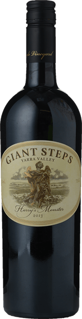 GIANT STEPS Harry's Monster Sexton Vineyard Cabernets, Yarra Valley 2013