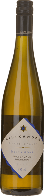 KILIKANOON Mort's Block Watervale Riesling, Clare Valley 2003