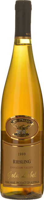 WOLF BLASS WINES Gold Label Riesling, Eden-Clare Valley 1999