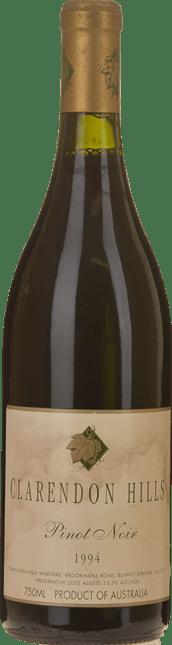 CLARENDON HILLS Pinot Noir, McLaren Vale 1994