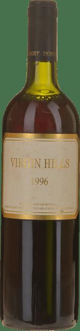 VIRGIN HILLS Cabernet Shiraz Merlot Malbec, Macedon 1996