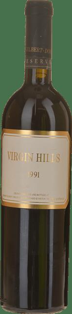 VIRGIN HILLS Reserve Dry Red, Macedon 1991