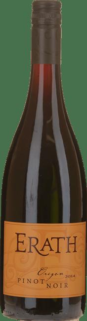 ERATH VINEYARDS Pinot Noir, Willamette Valley 2014