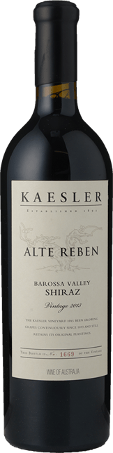 KAESLER WINES Alte Reben Shiraz, Barossa Valley 2013