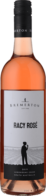 BREMERTON WINES Racy Rose, Langhorne Creek 2019