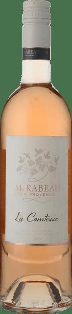 MIRABEAU  La Comtesse Rose, Cotes de Provence 2017