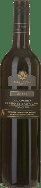 ALLEGIANCE WINES Unity Cabernet Sauvignon, Coonawarra 2018