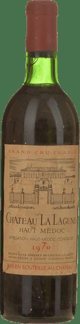 CHATEAU LA LAGUNE 3me cru classe, Haut-Medoc 1970
