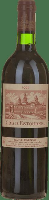 CHATEAU COS D'ESTOURNEL 2me cru classe, St-Estephe 1997