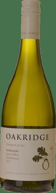OAKRIDGE WINES Local Vineyard Series Willowlake Chardonnay, Yarra Valley 2017