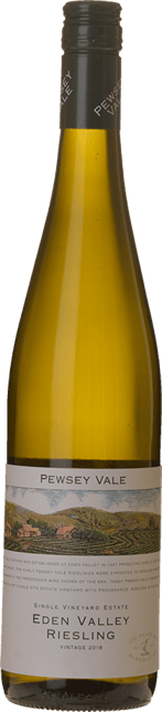 PEWSEY VALE Riesling, Eden Valley 2018