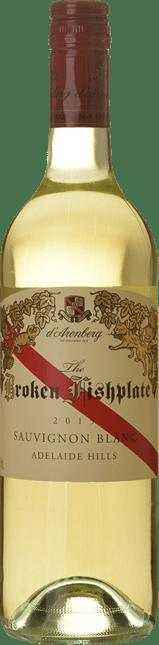 D'ARENBERG WINES The Broken Fishplate Sauvignon Blanc, Adelaide Hills 2015