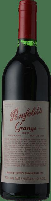 PENFOLDS Bin 95 Grange Shiraz, South Australia 1996