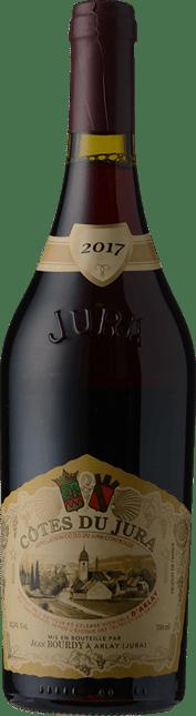 JEAN BOURDY  Pinot Noir Poulsard Trousseau, Cotes du Jura 2017