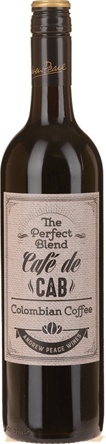 ANDREW PEACE WINES The Perfect Blend Cafe De Cab, Australia NV