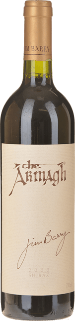JIM BARRY WINES The Armagh Shiraz, Clare Valley 2000