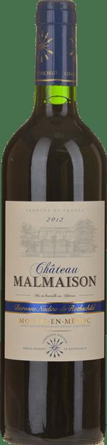 Chateau Malmaison Baronne Nadine De Rothschild Moulis 2012 Langton S Fine Wines