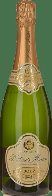 P. LOUIS MARTIN A Bouzy Brut, Champagne NV