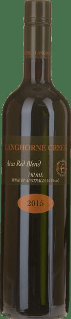 LANGHORNE CREEK Area Red Blend, Langhorne Creek 2015