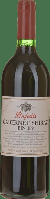 PENFOLDS Bin 389 Cabernet Shiraz, South Australia 1996
