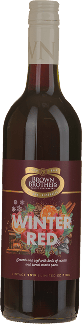 BROWN BROTHERS Limited Edition Winter Red Syrah, Victoria 2019