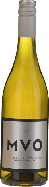 MVO March's Very Own Sauvignon Blanc, Marlborough 2016