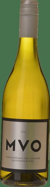 MVO March's Very Own Sauvignon Blanc, Marlborough 2016