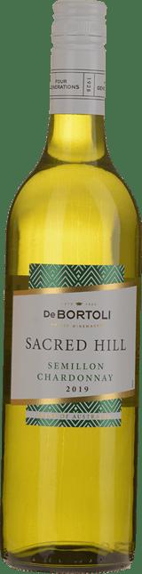 DE BORTOLI WINES Sacred Hill Semillon Chardonnay, Riverina 2019