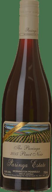 PARINGA ESTATE The Paringa Single Vineyard Pinot Noir, Mornington Peninsula 2015