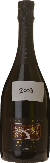 ROCKFORD Black Sparkling Shiraz, Barossa Valley 2003