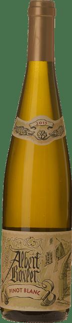 ALBERT BOXLER Pinot Blanc, Alsace 2015