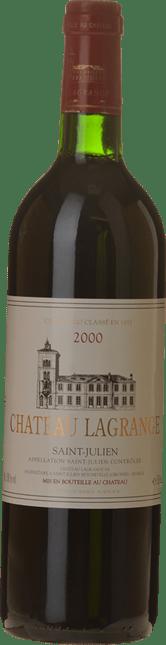 CHATEAU LAGRANGE 3me cru classe, St-Julien 2000