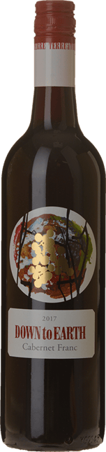 TERRE A TERRE DOWN TO EARTH Cabernet Franc, Wrattonbully 2017