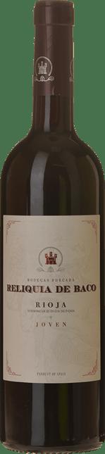 BODEGAS FORCADA  Reliquia De Baco Joven, La Rioja DOCa NV