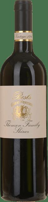 BEST'S WINES Thomson Family Great Western Shiraz, Grampians 1996