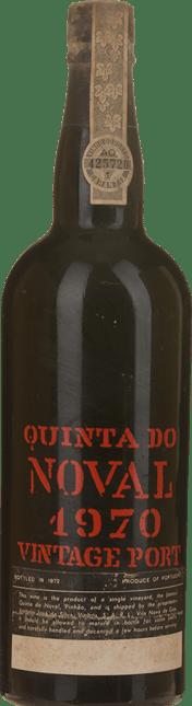 QUINTA DO NOVAL Vintage Port, Oporto 1970