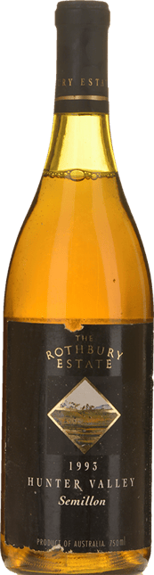 ROTHBURY ESTATE Black Label Semillon, Hunter Valley 1993