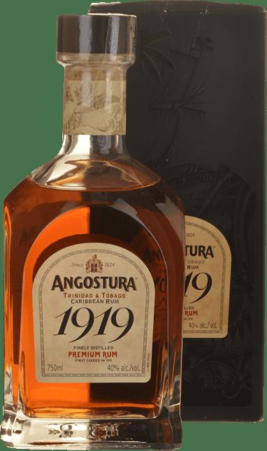ANGOSTURA 1919 Premium Rum 40% ABV, Trinidad & Tobago NV