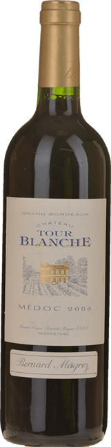 CHATEAU TOUR BLANCHE Cru Bourgeois, Medoc 2006